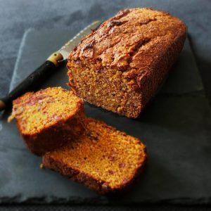 Cake à la patate douce de Mail0ves - MailoFaitMaison -