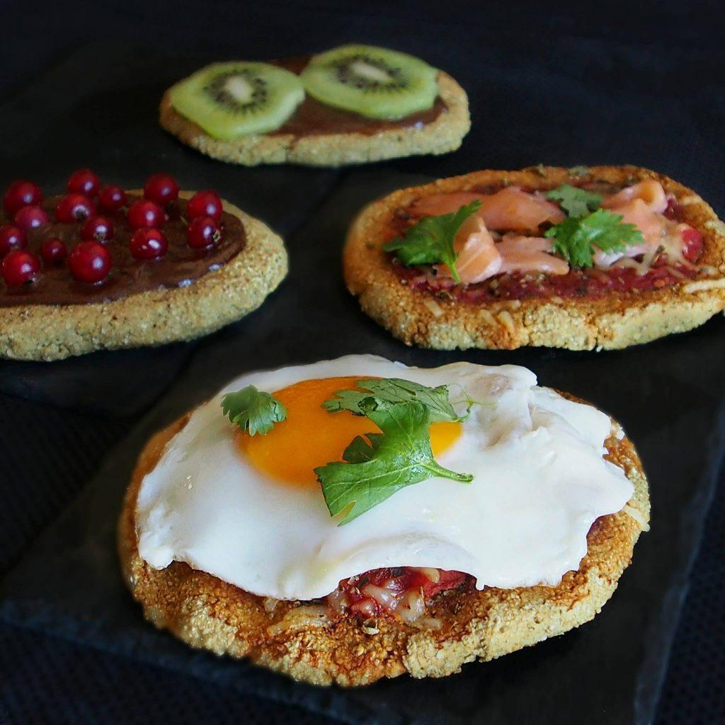 La recette de pâte à pizza sans gluten facile de mail0ves - MailoFaitMaison
