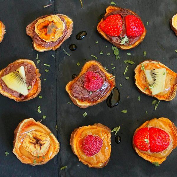 Tartines sans pain : idée recette saine