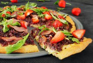 La recette de pâte à pizza saine et sans gluten facile de mail0ves - MailoFaitMaison