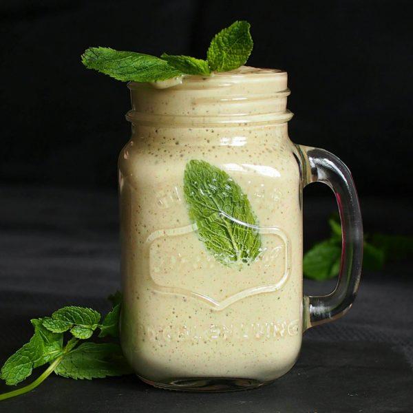 Milk shake vegan : du crémeux et des protéines, sans lait
