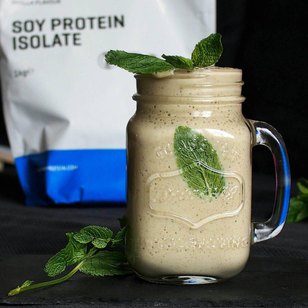 La recette du Milk shake vegan : du crémeux et des protéines sans lait de mail0ves - MailoFaitMaison -