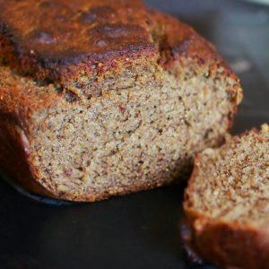 banana bread sans sucre raffiné de Mail0ves - MailofaitMaison