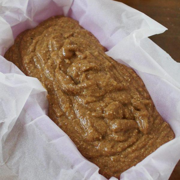 Vous pouvez à ce stade ajouter ce que vous voulez à votre pâte. Par exemple, j'aime bien y ajouter des noix concassées.