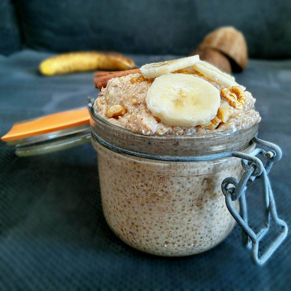 Porridge de quinoa pour tous les go ts mail0ves - Cuisiner la veille pour le lendemain ...