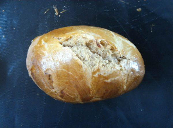 Pour les petits pains, il suffit de 15 minutes.