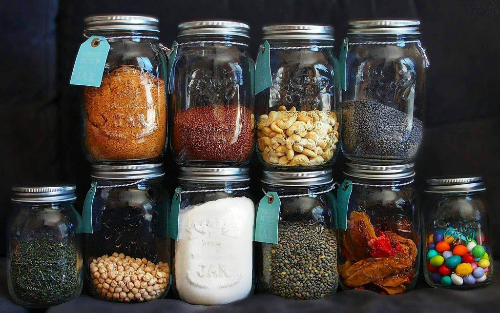 Les basiques de la cuisine saine et gourmande