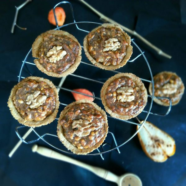Pecan Pie à l'américaine, la recette saine