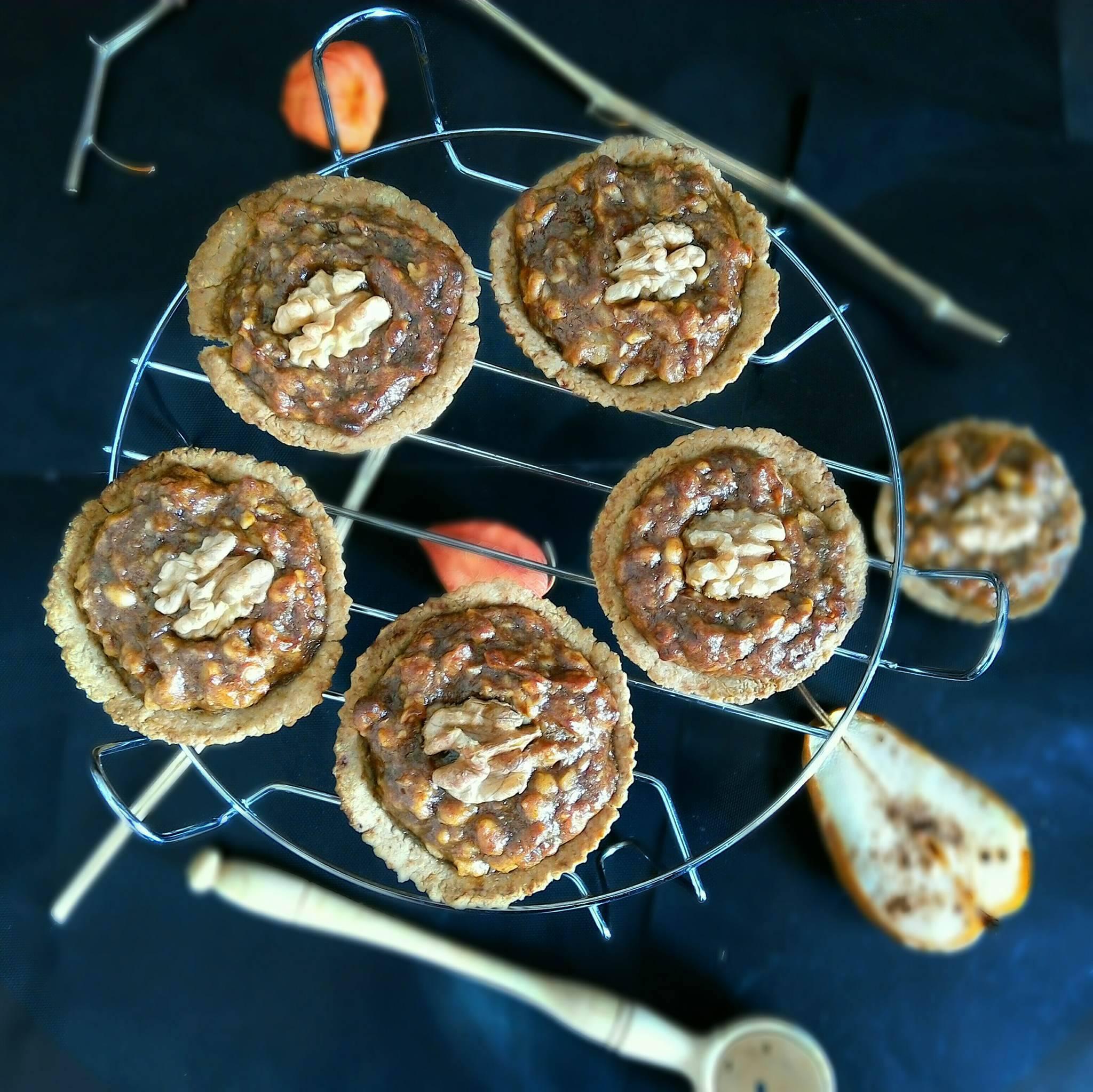 Pecan Pie à l'américaine, la recette saine [option vegan]