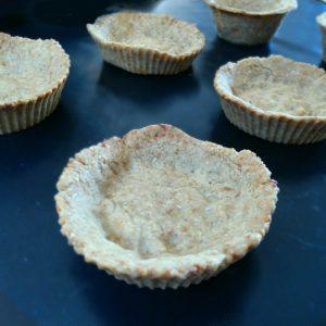 La recette de pâte sablée vegan sans farine