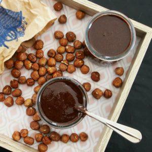 Pâte à tartiner au chocolat , nutella fait maison de Mail0ves, MailoFaitMaison
