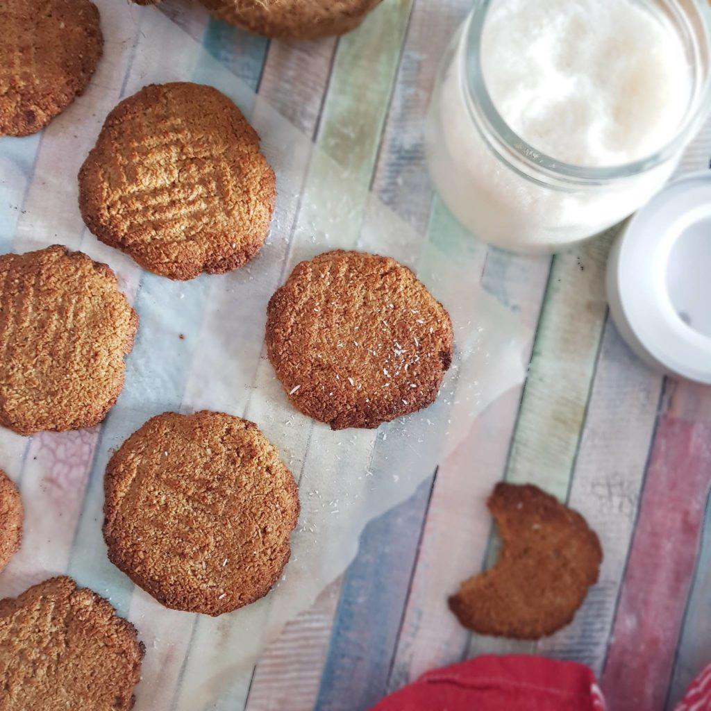 Macarons antillais au coco la recette saine mail0ves - Recette saine et equilibree ...