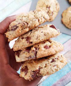 Cookies à la farine de kamut