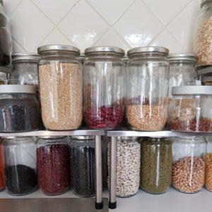 Céréales et légumineuses en vrac