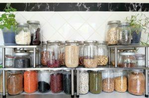Les aliments indispensables d'une cuisine saine et santé