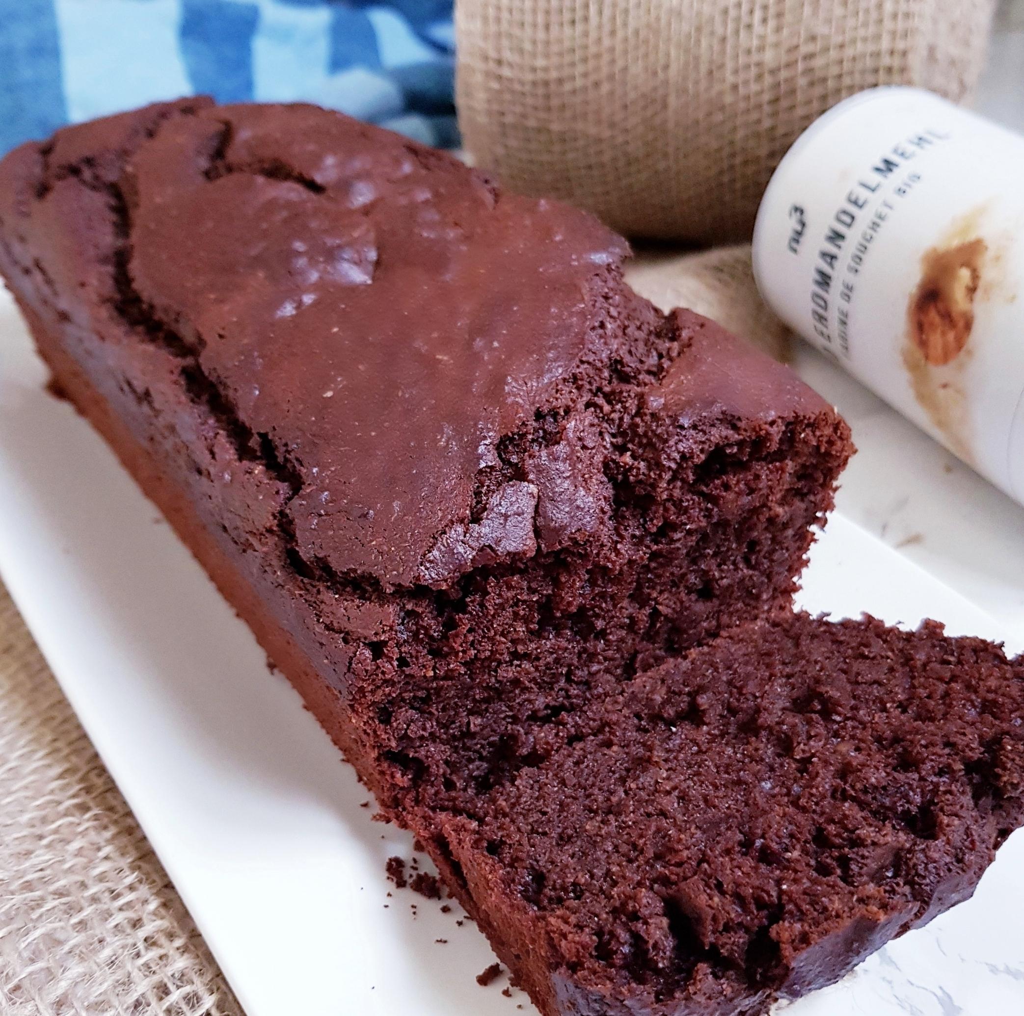 Cake Au Chocolat Vegan Et Sans Huile, Recette Hyper Moelleuse