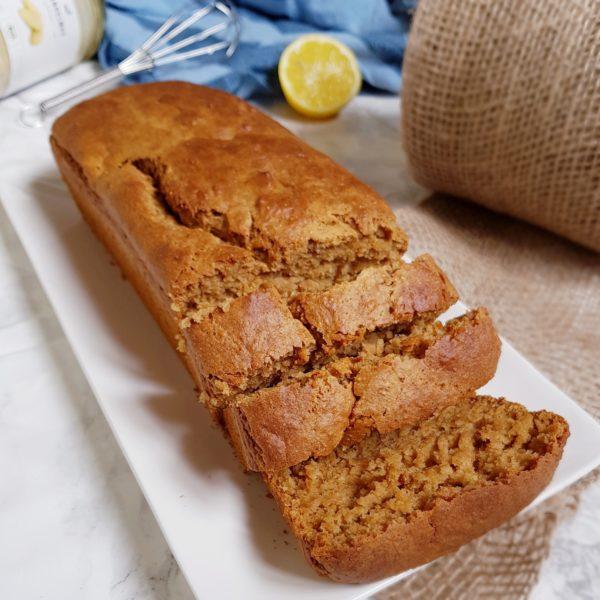 Cake Au Citron Vegan Et Sans Huile À La Farine Intégrale