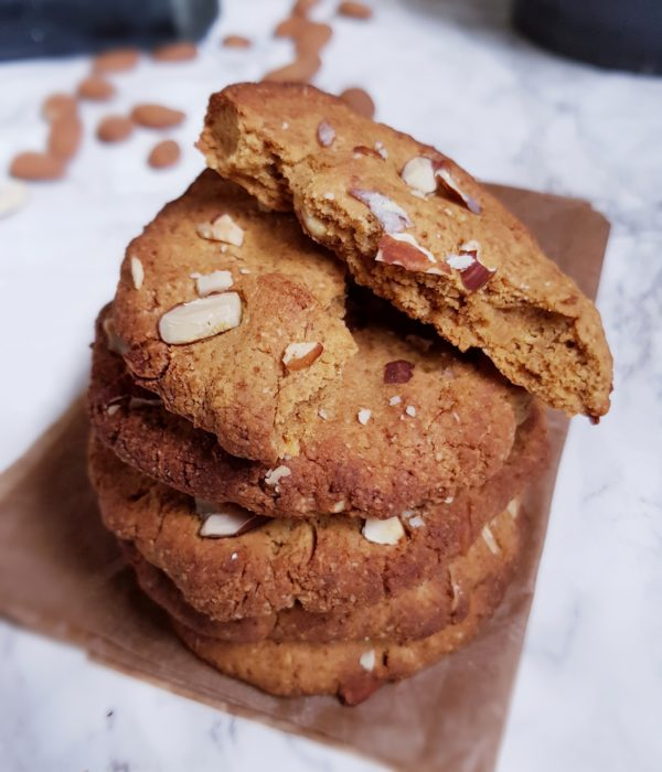 Cookies Sains Et Gourmands Vegans de maillo fait maison - mail0ves