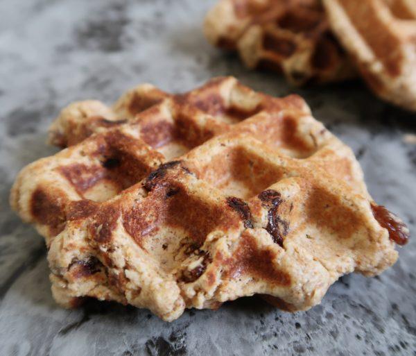 cookies gaufrés Cookies Sains Et Gourmands Vegans de maillo fait maison - mail0ves