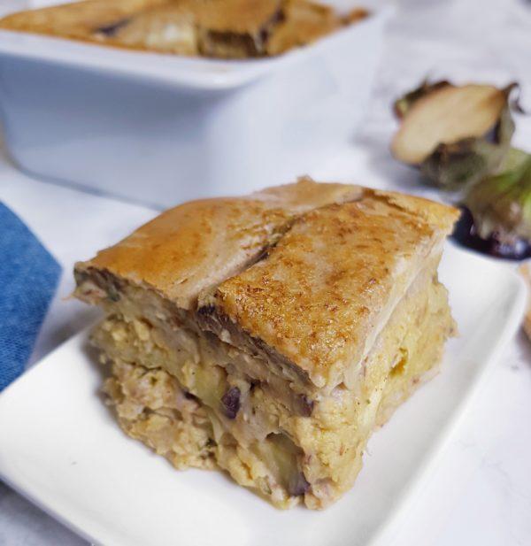 Béchamel végétale spécial lasagnes