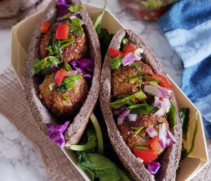 Pain Pita Sans Gluten : Recette Vegan
