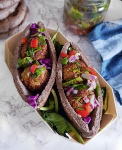 Pain Pita Sans Gluten : Recette Vegan De Mail0ves - Mailo Fait Maison