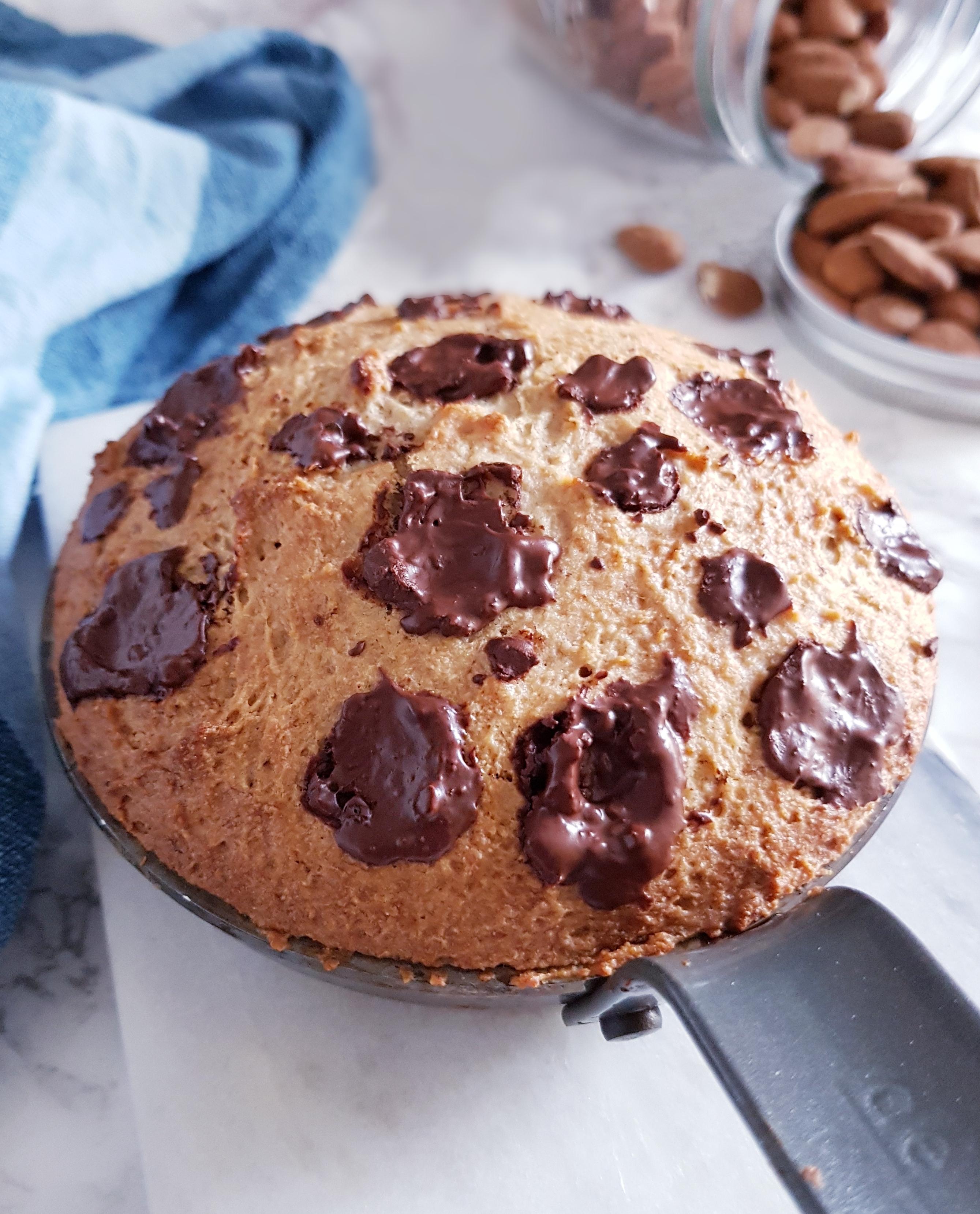 Cookie Géant Fourré Et Moelleux : Recette Vegan