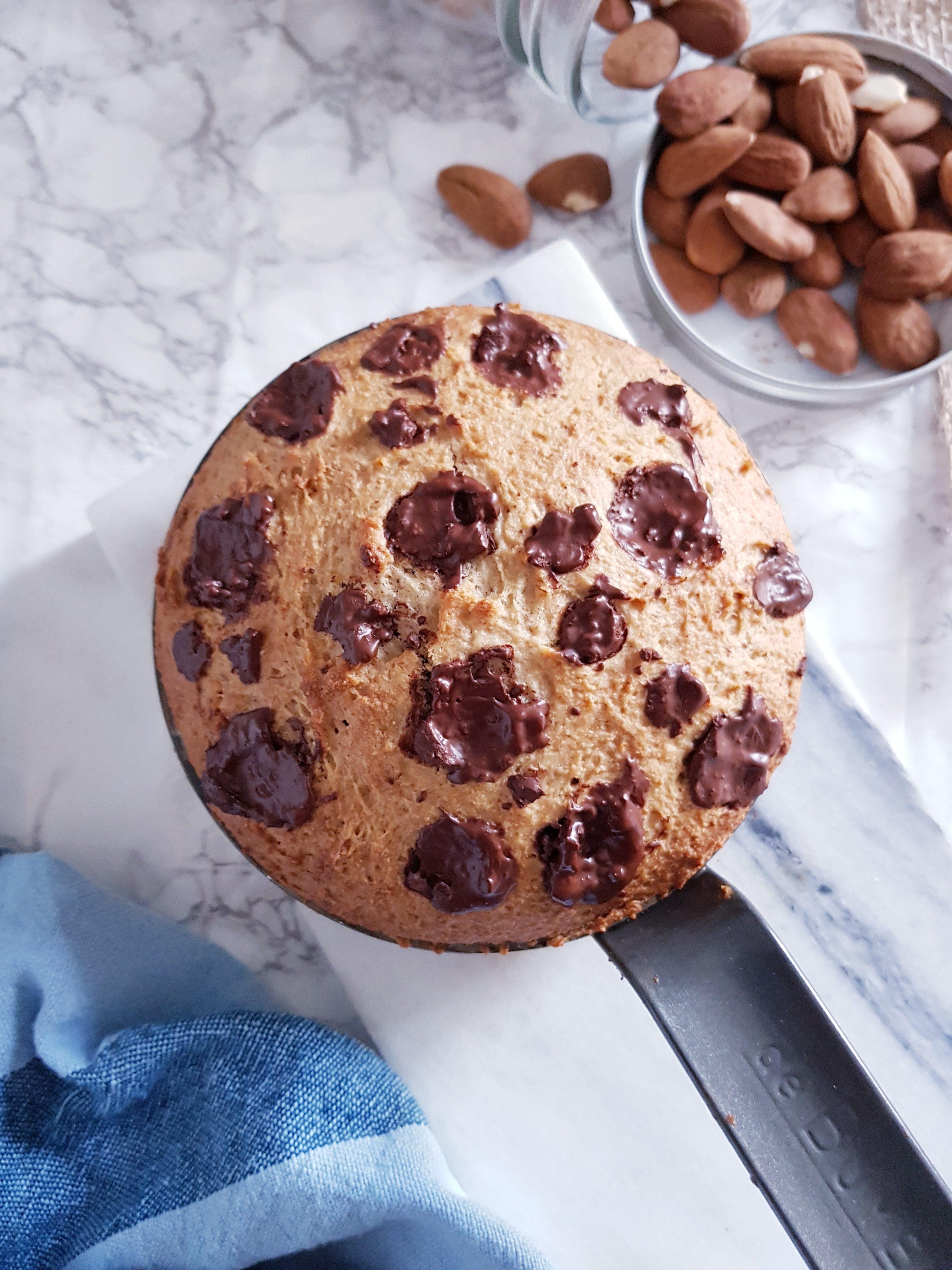 Cookie Géant Fourré et Moelleux de Mail0ves - Mailo Fait Maison