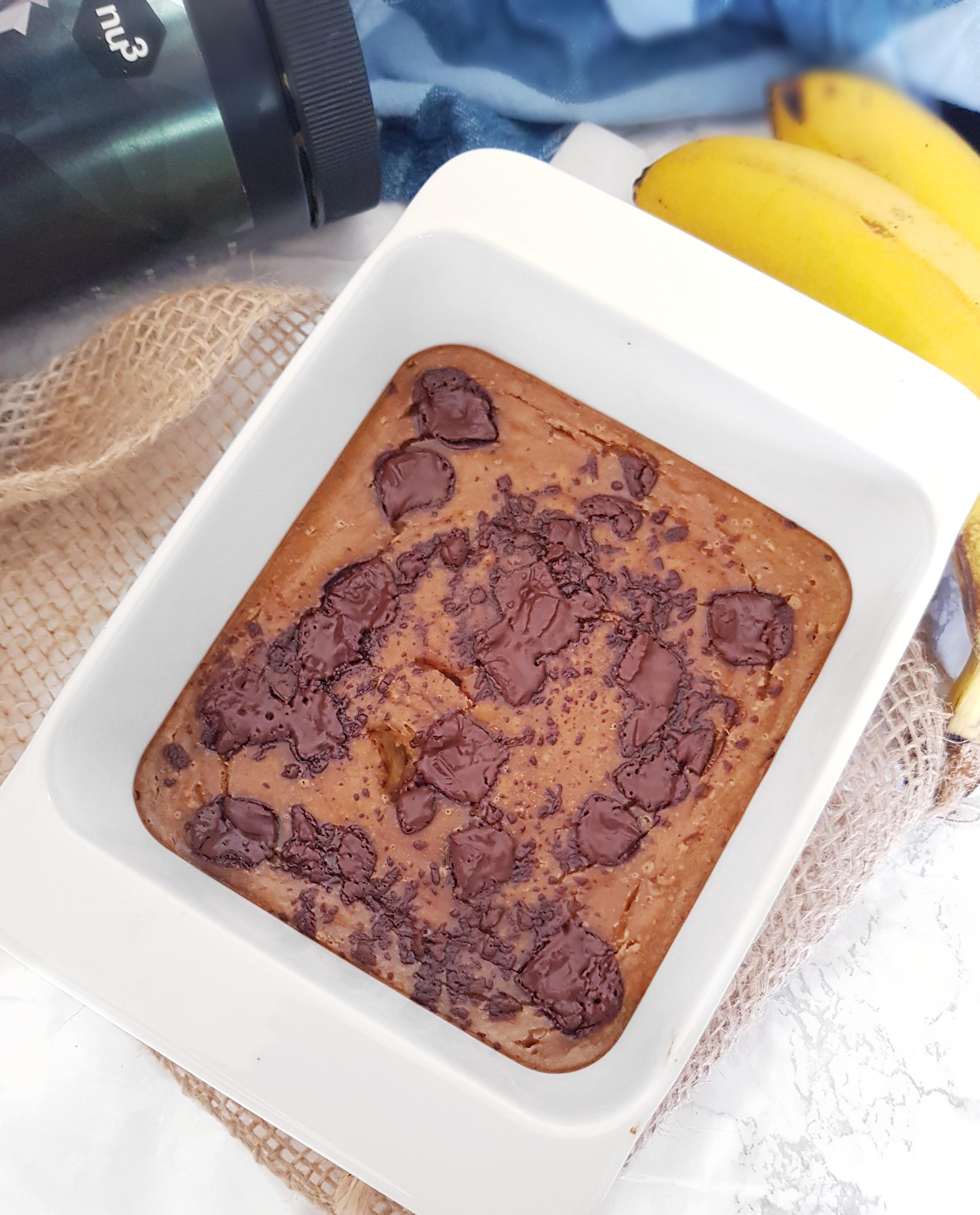 Flan à la Banane Vegan et Protéiné : Recette Facile de mail0ves - Mailo Fait Maison - MAIL0VES ...