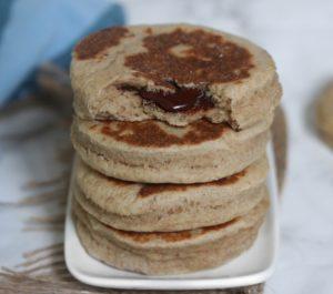 Breakfast Donuts : Brioche Vegan Fourrée à La Poêle de mail0ves - Mailo fait maison