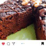 Cake Au Cacao Moelleux Sans Gluten : Gâteau Vegan, Sans Huile Et Sans Sucre Ajouté de mail0ves - mailo fait maison