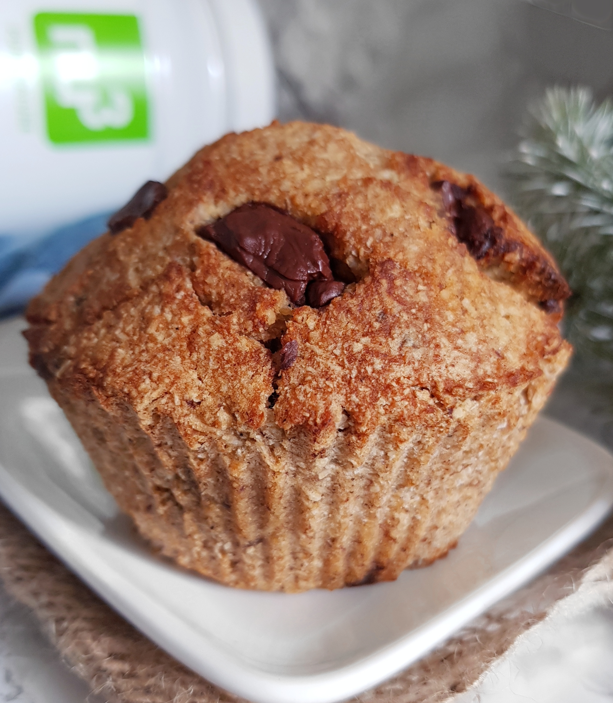 Jar Cake Au Coco : Recette Vegan Avec Version Muffin