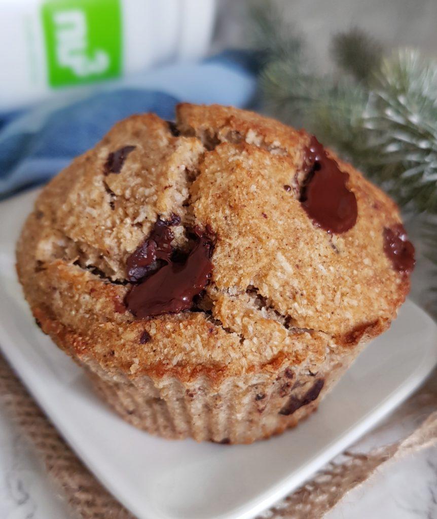 Jar cake au coco vegan sans sucre ajouté et sans gluten de mail0ves  - Mailo fait maison