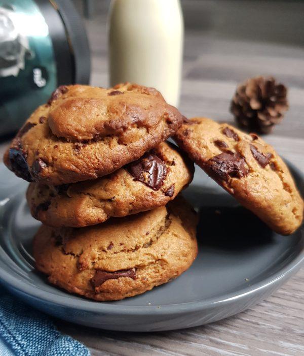 Cookies Au Beurre De Cacahuète [Vegan]