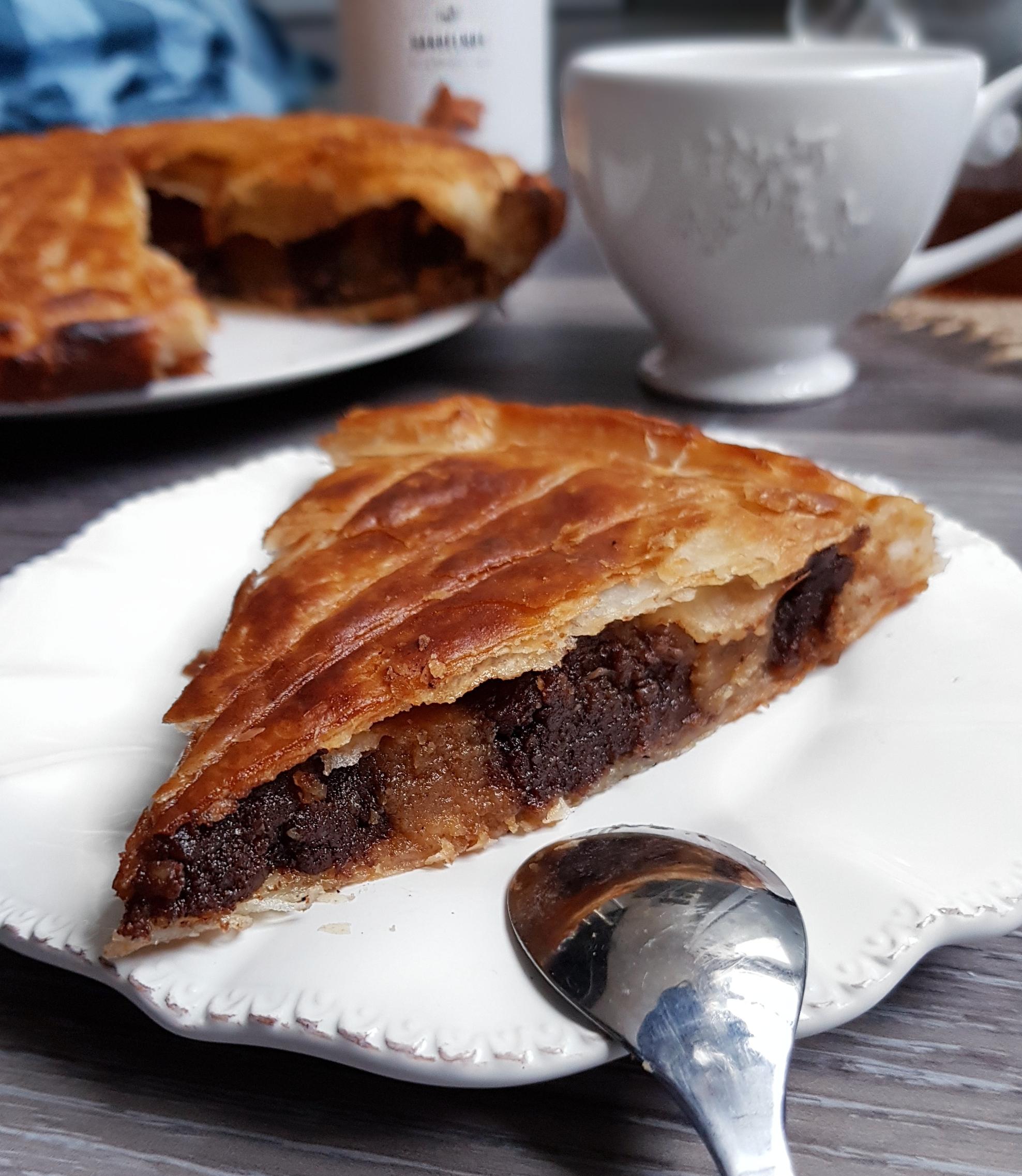 Frangipane Sans Beurre Classique ou Choco [Vegan]
