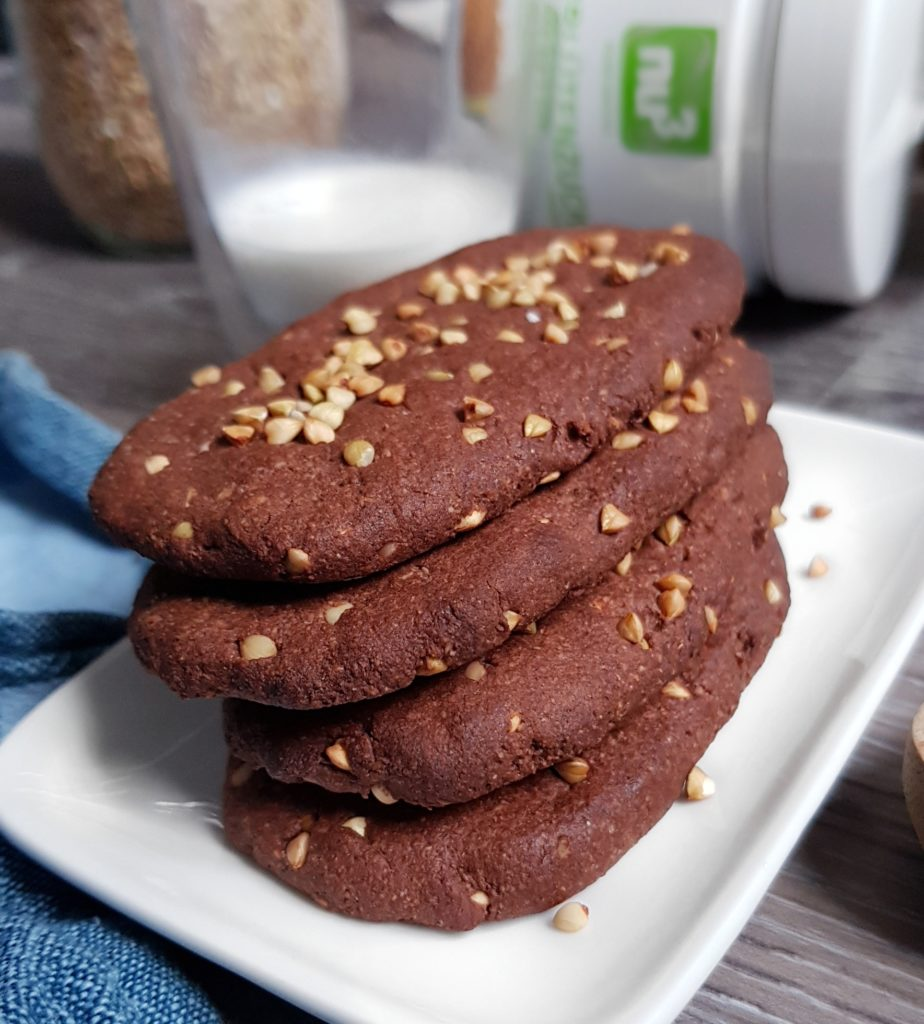 Sablés au cacao façon belvita au chocolat vegans de mail0ves - Mailo Fait maison