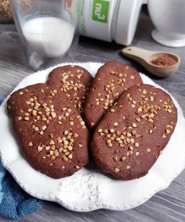 Sablés au Cacao Façon Belvita Vegans