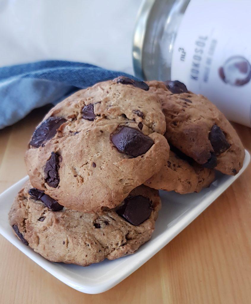 Cookies Vegans Simples Et Croustillants de mail0ves - mailo fait maison