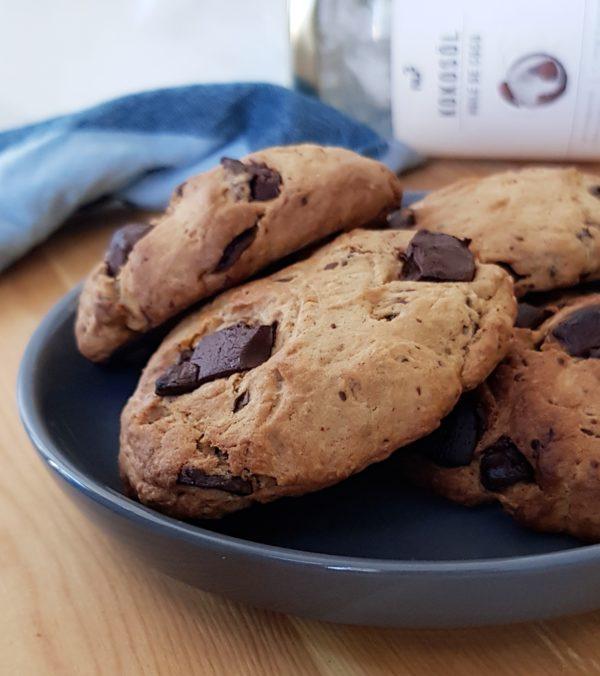 Cookies Vegans Simples Et Croustillants