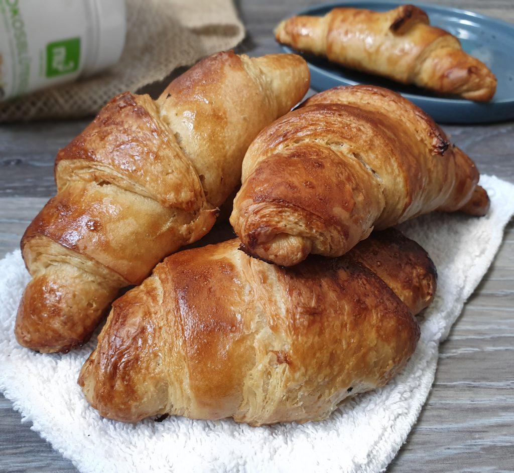 Vrais Croissants Sans Beurre (Vegan)