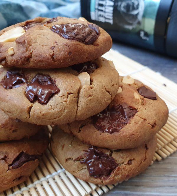 Cookies au Beurre de Cacahuète Sans Gluten