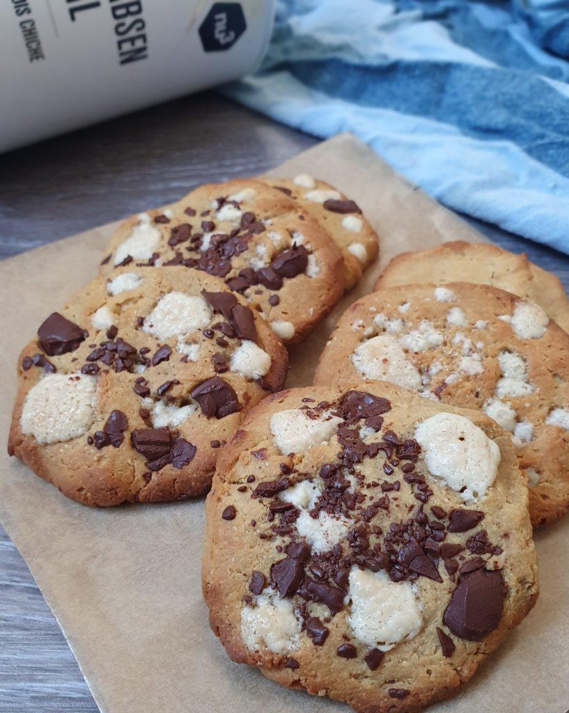 Cookies Sans Gluten Croustillants. Recette vegan de mail0ves - Mailo Fait Maison