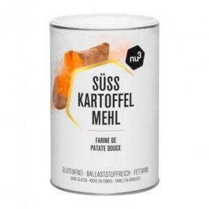 clique sur la photo pour la farine de patate douce à -15% avec le code MAILO15