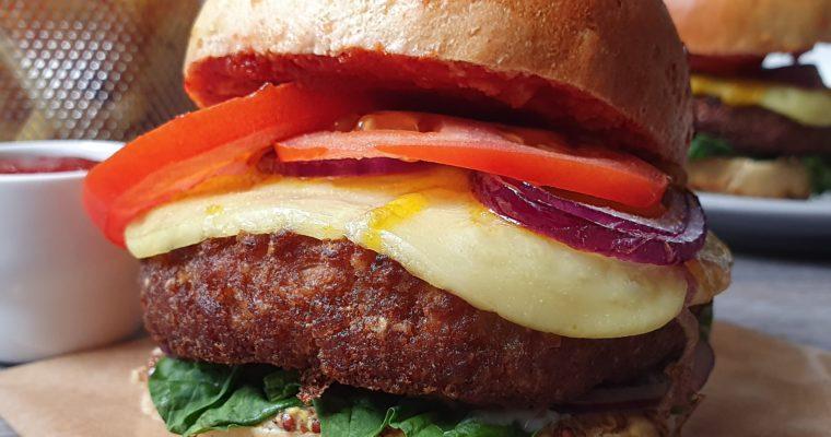 Pains Burgers Vegans et Protéinés