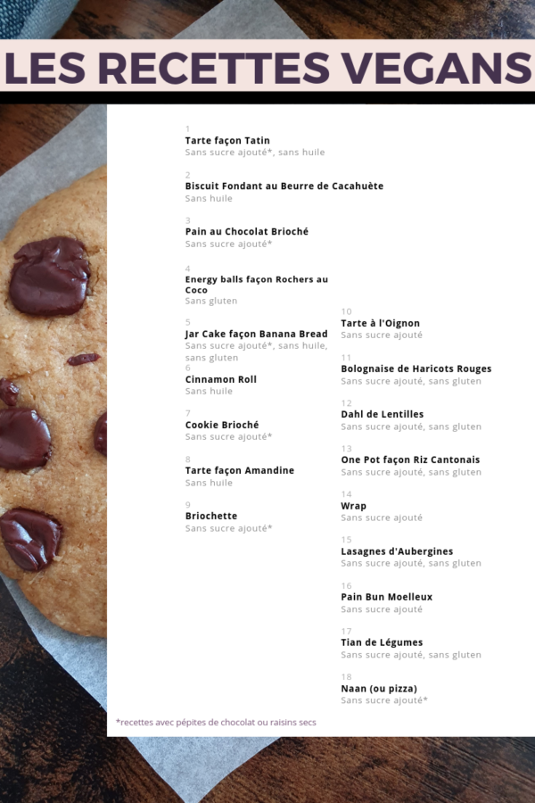 Recettes Express : 18 gourmandises vegans sucrées et salées au micro-ondes. Ebook et recettes de mail0ves - mailo fait maison