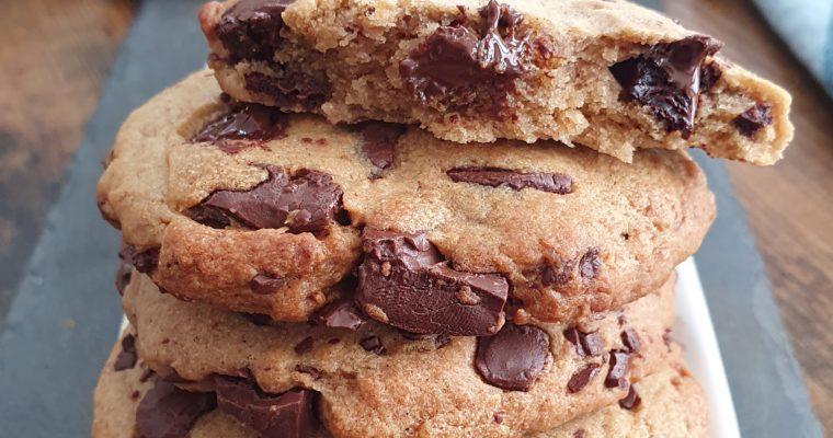 Cookies 3,5 ingrédients (vegans)