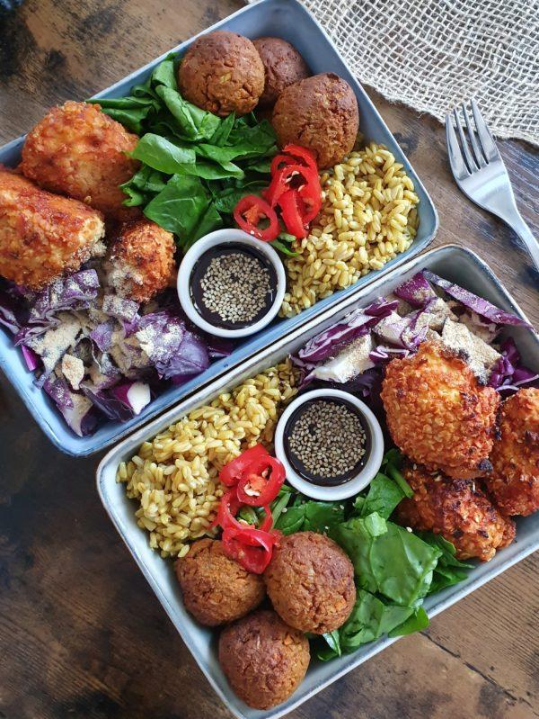 Meatless balls Ebook Salé Spécial Meal Prep Vegan de Mail0ves - Mailo Fait Maison
