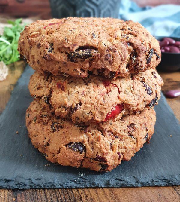 galettes de haricots rouges - Ebook Salé Spécial Meal Prep Vegan de Mail0ves - Mailo Fait Maison