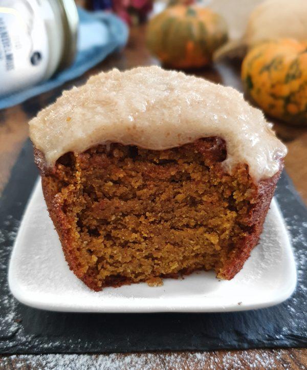 Pumpkin Spice Cake Healthy (Vegan)