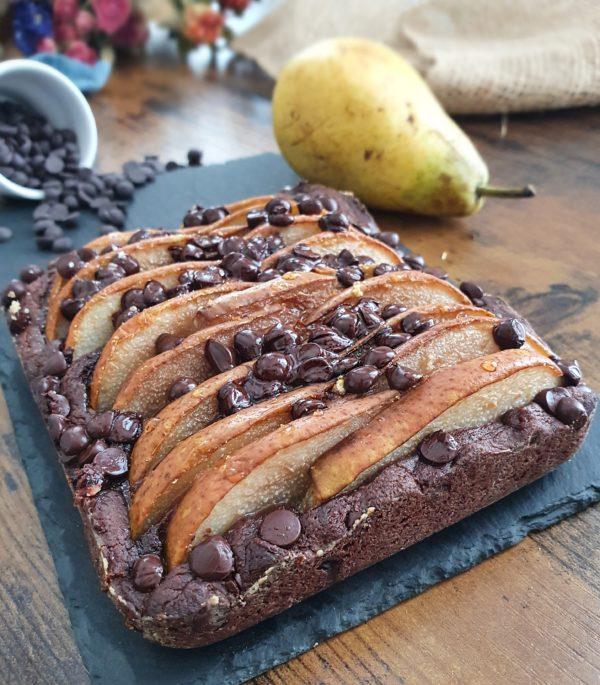 Cookie Poire Chocolat Demi-Complet